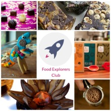 Just a few of the indie food favourites available with FREE delivery for Food Explorers Club members