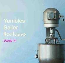 Yumbles seller bootcamp wk4